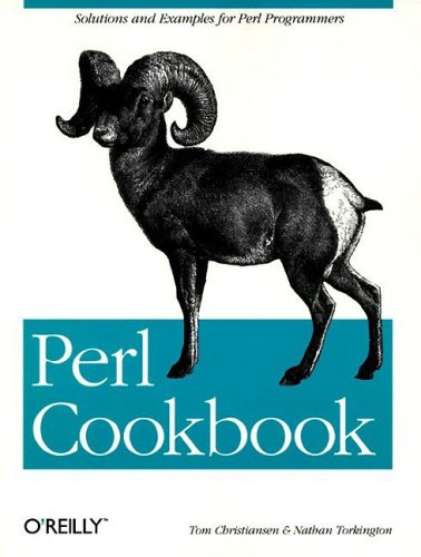 Perl Cookbook: 100