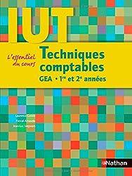 Techniques comptables : DUT GEA 1re et 2e années