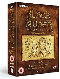Blackadder Remastered - The Ultimate Edition [DVD] [1982]