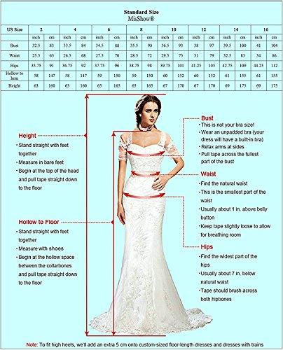 Damen Spitze Ärmellos Partykleider Kurz Abendkleider Brautkleid Cocktail Ballkleid Weinrot Gr.34