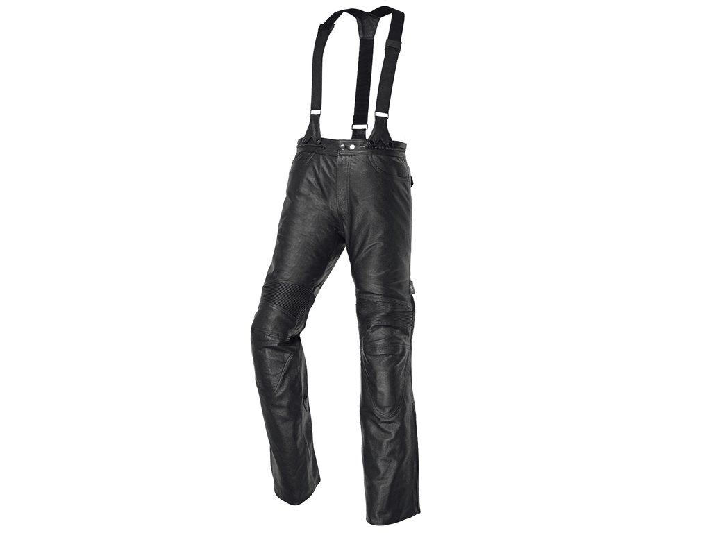 IXS Grimstad-Pantaloni in pelle
