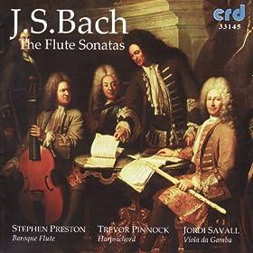 B Minor Sonata - BWV 1030: Presto