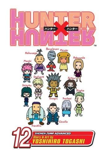 Hunter x Hunter, Vol. 12 Cover Image