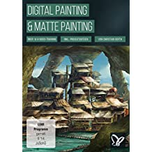 Digital Painting & Matte Painting - Video -Training (Win+Mac+Tablet)