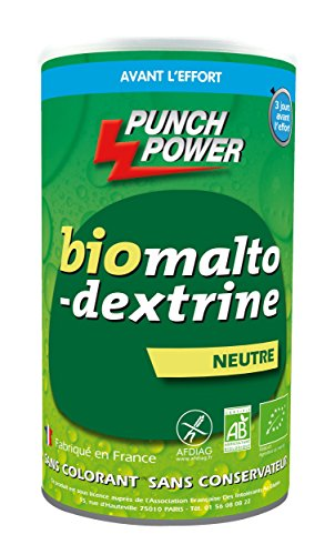Punch Power Biomaltodextrine Neutre Pot de 500 g