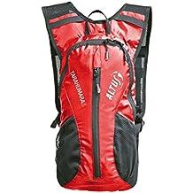 Altus Tarahu Mara - Mochila para Ciclismo, 5 litros, Color Verde o Rojo