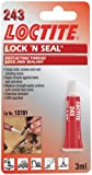 Loctite 243 Lock 'n' Seal Fast Acting Thread Lock and Sealant - 3 ml