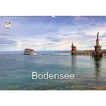 Bodensee (Wandkalender 2018 DIN A2 quer): Eine fotografische Rundreise um den Bodensee mit Besuchen in Lindau, Friedrichshafen, Meersburg und vielen ... Orte) [Kalender] [Jan 24, 2013] Kruse, Joana