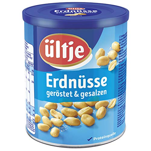 ültje Erdnüsse, geröstet und gesalzen, 6er Pack (6 x 500 g)