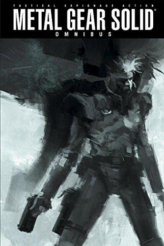 Metal Gear Solid Omnibus por Alex Garner