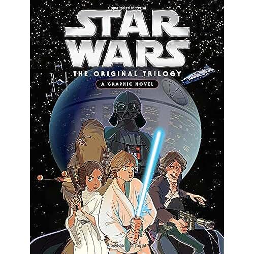 star wars kawaii Star Wars: Original Trilogy Graphic Novel