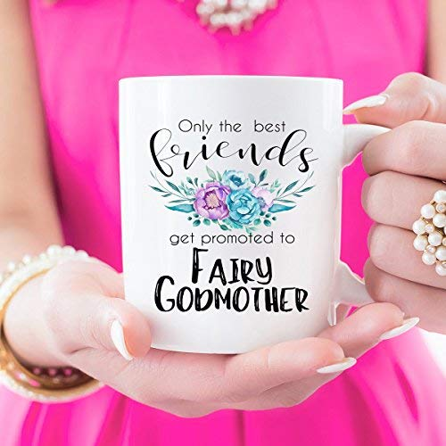 Godmother Will You Be My Godmother Proposal Only The Best Friends Get Promoted to Godmother Godmother Gift Will You Be My Godmother