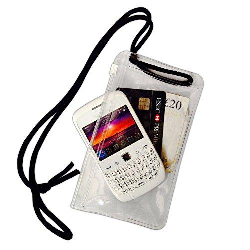 VeloChampion DryPac Handytasche mit Schlüsselgurt Smartphone, Iphone