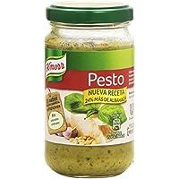 Knorr Pesto Nueva Receta, 24% más de Albahaca - 185 g