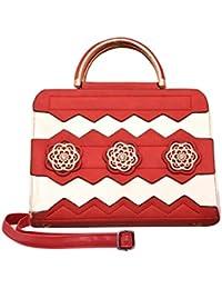 Amit Bags Beautiful PU Handbag For Girls /women's - B078BB38T8