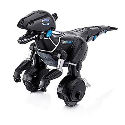 WowWee MiPosaur and Track Ball