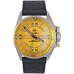 """'Torpedo """"Gate 1Time Under Automatic Military Watch TP 1.6SS"""