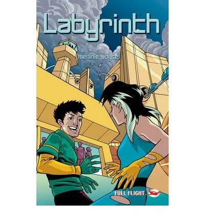 [(Labyrinth)] [ By (author) Melanie Joyce, Illustrated by Anthony Williams ] [June, 2010]