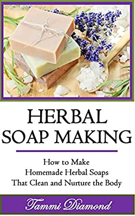 how to make homemade herbal soap