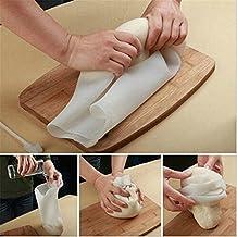 Bolsa para amasar de silicona, 1 unidad, manos limpias, herramienta para cocinar pan
