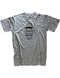 Shirtzshop Herren T-Shirt Original ACAB 1312 Uhr