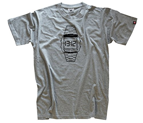 ACAB - 13-12 Uhr T-Shirt Grau XXL