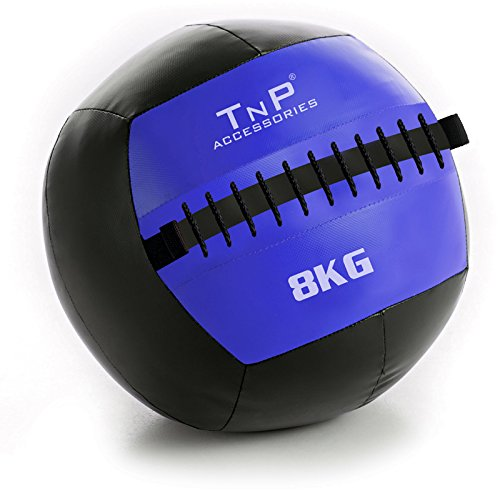 TNP-Accessories-Wall-Ball-Slam-Balls-No-Bounce-Wallball-Slamball-Medicine-Crossfit-Gym-Boxing-Fitness-Training-Ball-8