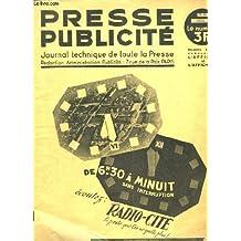 Presse Publicité N°45