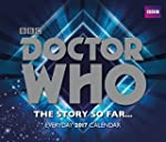 Doctor Who Official 2017 Desk Block C...