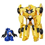 Transformers RID Combiner Force Activator Combiners Bumblebee and Stuntwing Figure