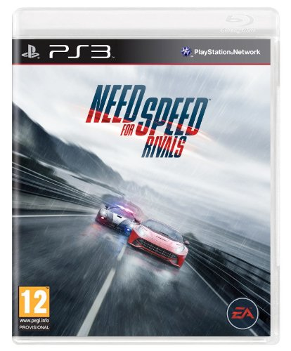GIOCO NEED FOR SPEED RIVALS PS3 (Ps3-spiel Nfs-rivals)