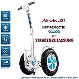 AIRWHEEL S5Scooter eléctrica con permiso de...