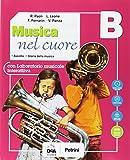 Musica nel cuore. Per la Scuola media. Con e-book. Con espansione online. Con Libro: BES. Con DVD-ROM