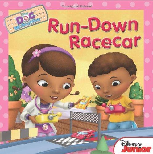 Doc McStuffins Run-Down - Easy Reader Mcstuffins Doc