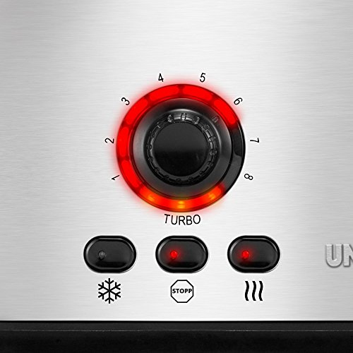 Unold 38955 Toaster Turbo Weltneuheit, 2100 W - 4