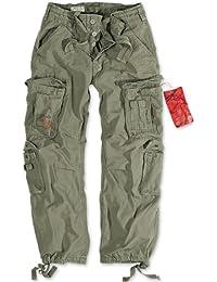 """Surplus Designer-Pantalon """"Airborne Vintage"""", Taille: 2XL, Couleur: olive"""