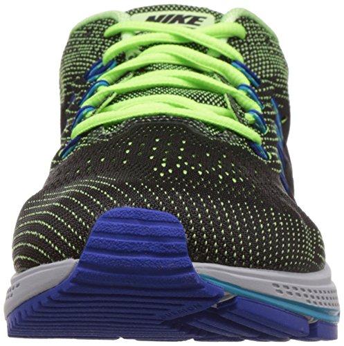 Nike Air Zoom Vomero 10, Scarpe da Corsa Uomo Ghost Green/Blk-Bl Lgn-Gm Ryl