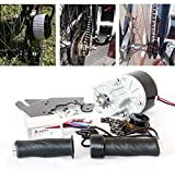 24V36V250W Electric DC Motor Brushes Motor for Electric Bike Conversion Kit Electric Bicycle Scooter Motor (36V250W)