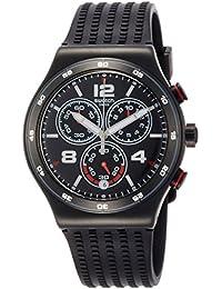 Swatch Unisex Erwachsene-Armbanduhr YVB404