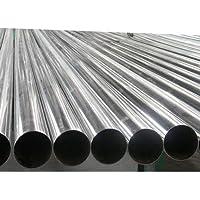 Aluminio Tubo Redondo De ALM gsi0.5tubos de aluminio 6060Walz Blank 3.3206Modelo Diseño < 0.33Metros, EN AW-6060