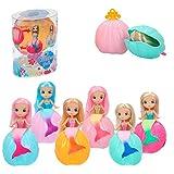 ColorBaby - Muñeca Coleccionable Oceana Girls 1 unidad (6 modelos variables según imagen) (43986)