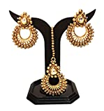 SatyamJewelleryNx Traditional Bridal Ear...