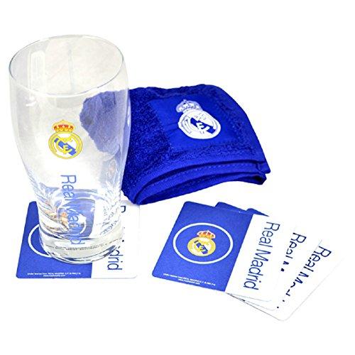 Real Madrid Mini Bar Set Unisex Brand