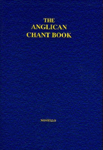 The Anglican Chant Book. Partitions pour SATB