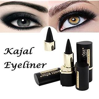 Gaddrt Women Eye Liner Makeup Eyes Pencil Longwear Black Gel Stickers Wateroroof Eyeliner 26g