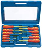 Draper Expert 69234 11-Piece VDE-Approved Fully Insulated Screwdriver Set