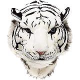 3D Simulation Plüsch Tier Rucksack, Persönlichkeit Herrschsüchtig Herrlicher Wilder Tiger Rucksack Tasche Freizeitrucksack Daypacks Backpack für Mädchen Jungen & Kinder Jugendliche Damen Herren