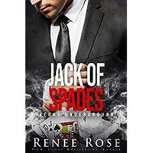 Jack of Spades: A Dark Mafia Romance (Vegas Underground Book 3) (English Edition)