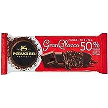 Perugina Granblocco Cioccolato Fondente Extra - 5 Confezioni da 500 g