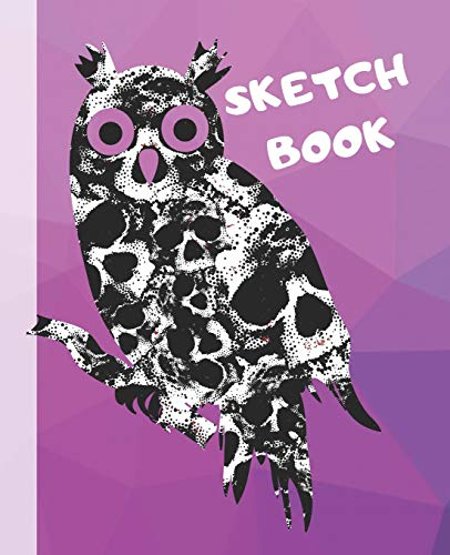 Sketch Book: Spooky Skull Blank  Gift Journal  for Sketching Coloring or Writing (Kid's Halloween Scribble Doodle Zone, Band 1)